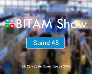 NRD Multimedia participates in the next edition of BITAM Show 2017