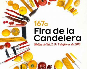 ADTEL collaborates with the annual fair of La Candelera 2018, in Molins de Rei