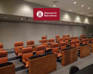Diputació de Barcelona renews its audiovisual system of capturing images
