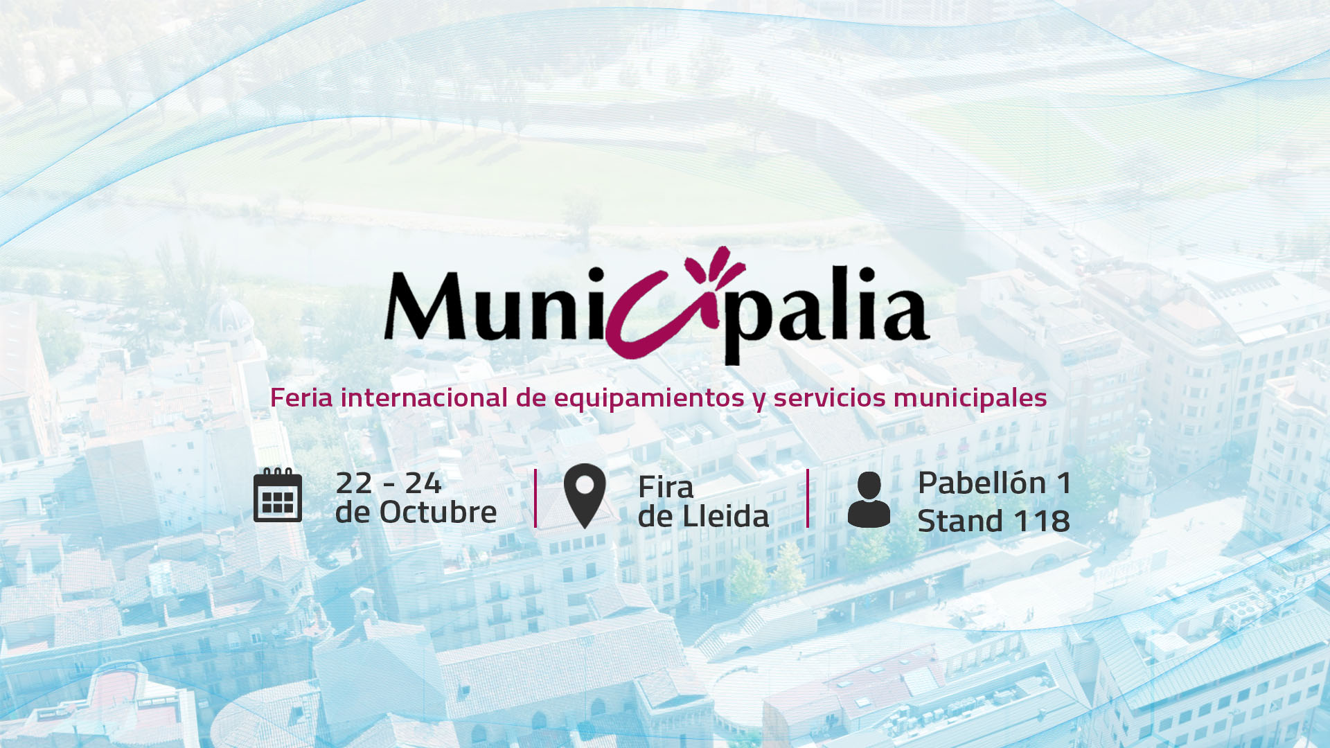 ADTEL assists with BCN Projecta to Municipalia 2019 fair