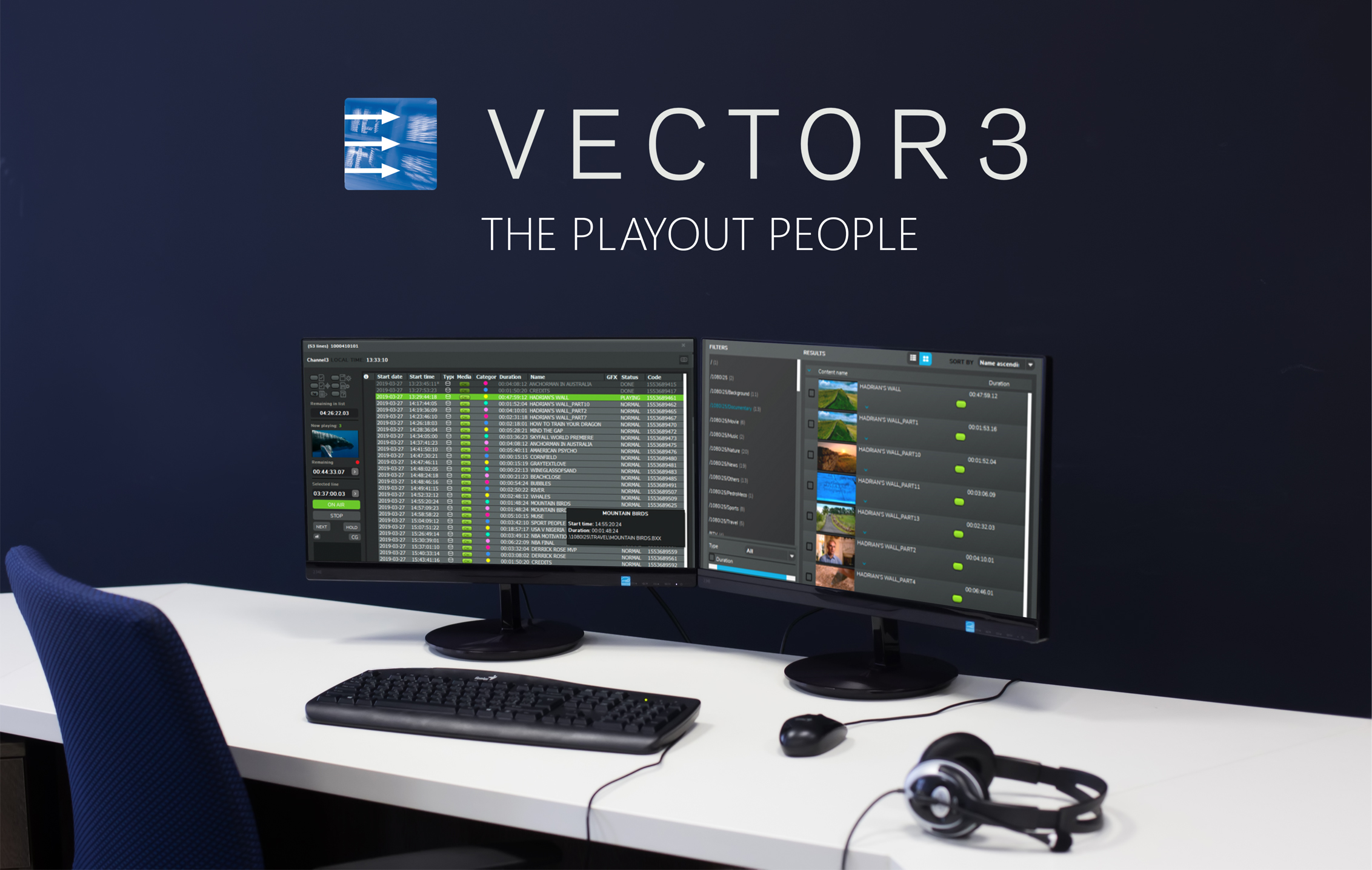 NRDmultimedia acquires the Vector 3 technology to be incorporated as a new line of business