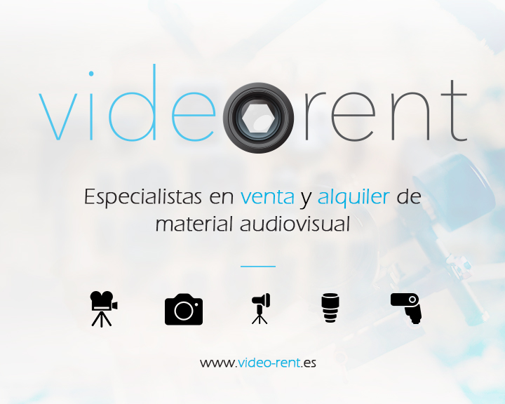 Video-rent, empresa especializada en venta y alquiler de material audiovisual, se integra en NRDmultimedia